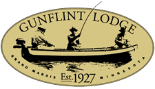 Gunflint Lodge Retina Logo