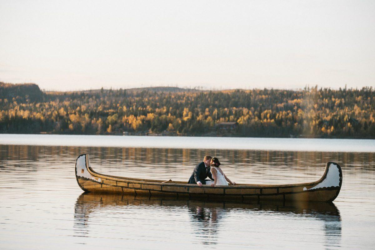 Honeymoon Package | Gunflint Lodge