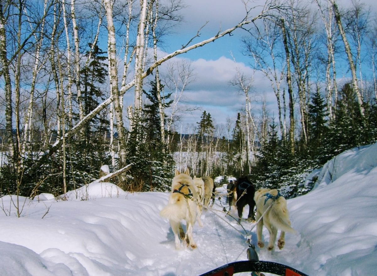 Winter Packages Gunflint Lodge