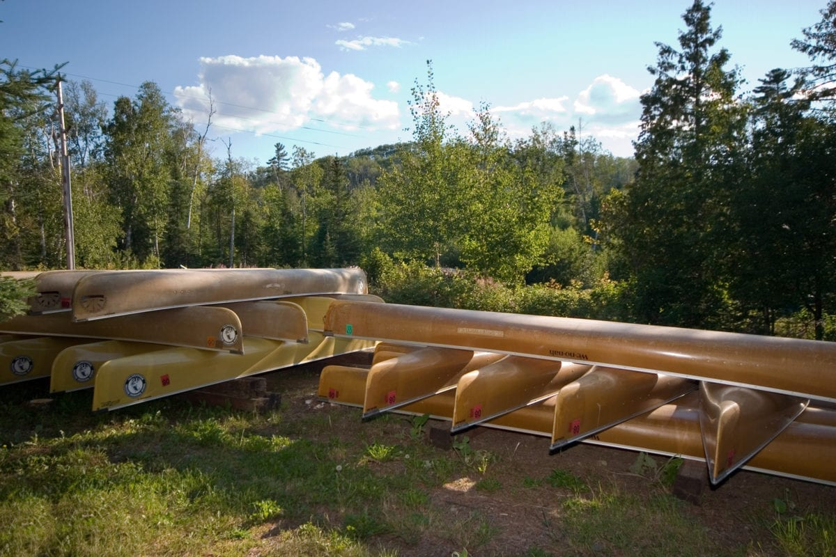 Canoeing & Outfitting - Gunflint Lodge
